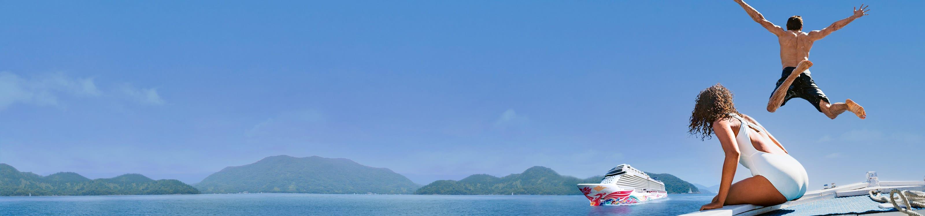Free At Sea de Norwegian | Cruceros y ofertas de cruceros
