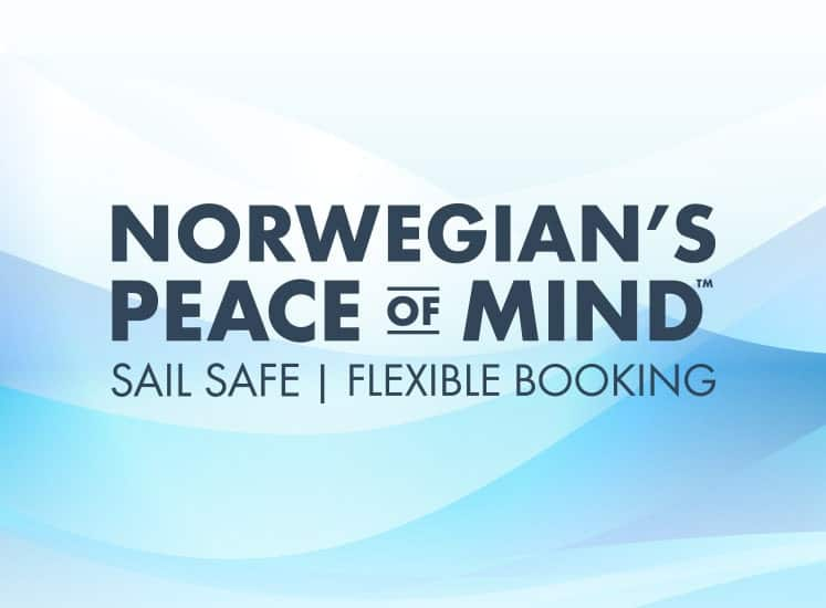 Peace of Mind de Norwegian