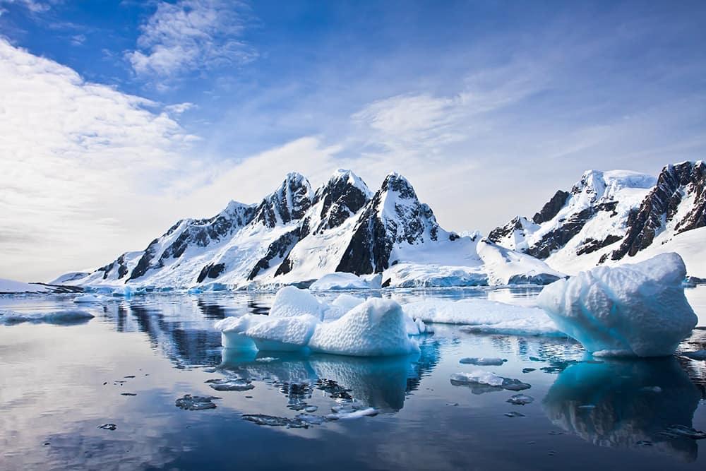 Cruceros a la Antártida durante 2021 con Norwegian