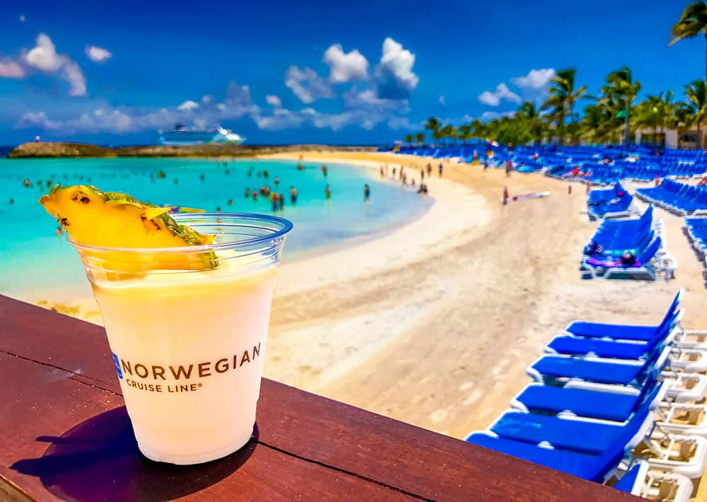 2021 Bahamas Cruises to Great Stirrup Cay, Nassau, and More with Norwegian