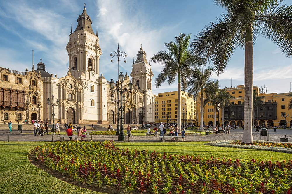 Crucero a Lima, Perú, con Norwegian -Cruceros en América del Sur durante 2021