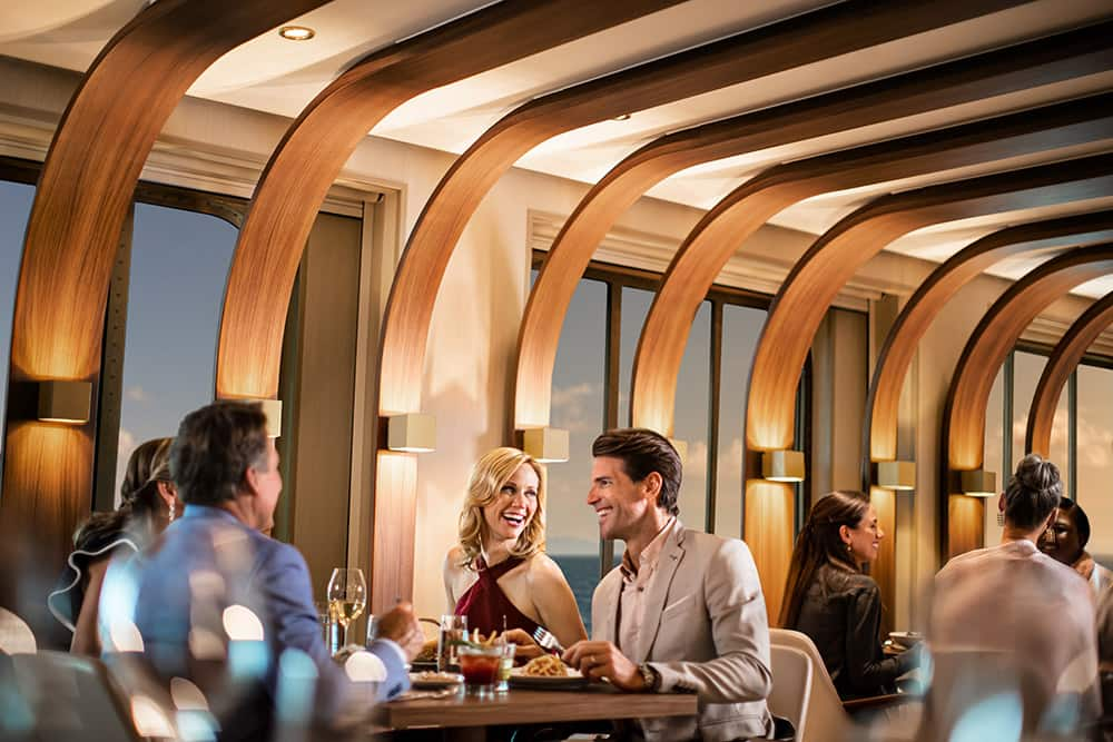 Dining On Board Norwegian Cruise Line
