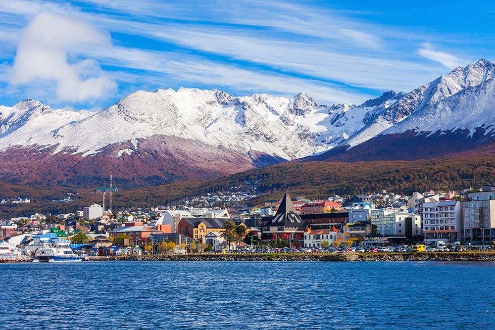 Cruceros en América del Sur durante 2021 con Norwegian:Ushuaia, Argentina