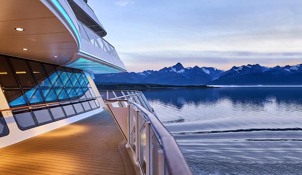 Cruceros en Alaska2021: navegando entre increíbles glaciares y paisajes
