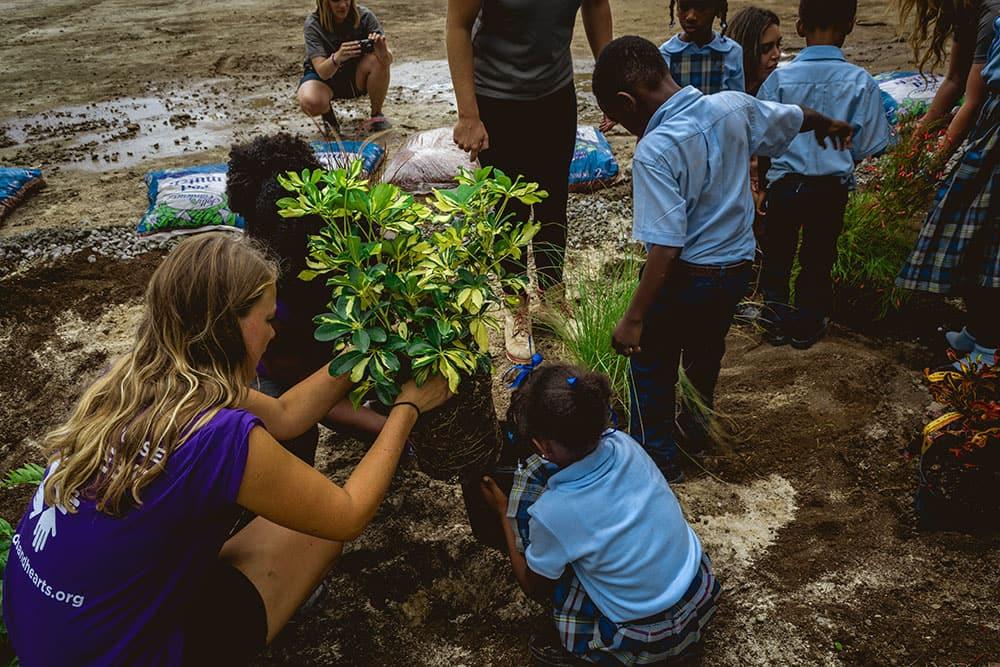 Actualización de Hope Starts Here: apertura de la Escuela Ivan Dawson