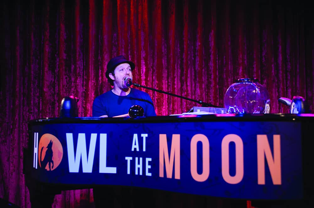 Howl at the Moon on Norwegian Cruise Line Ships