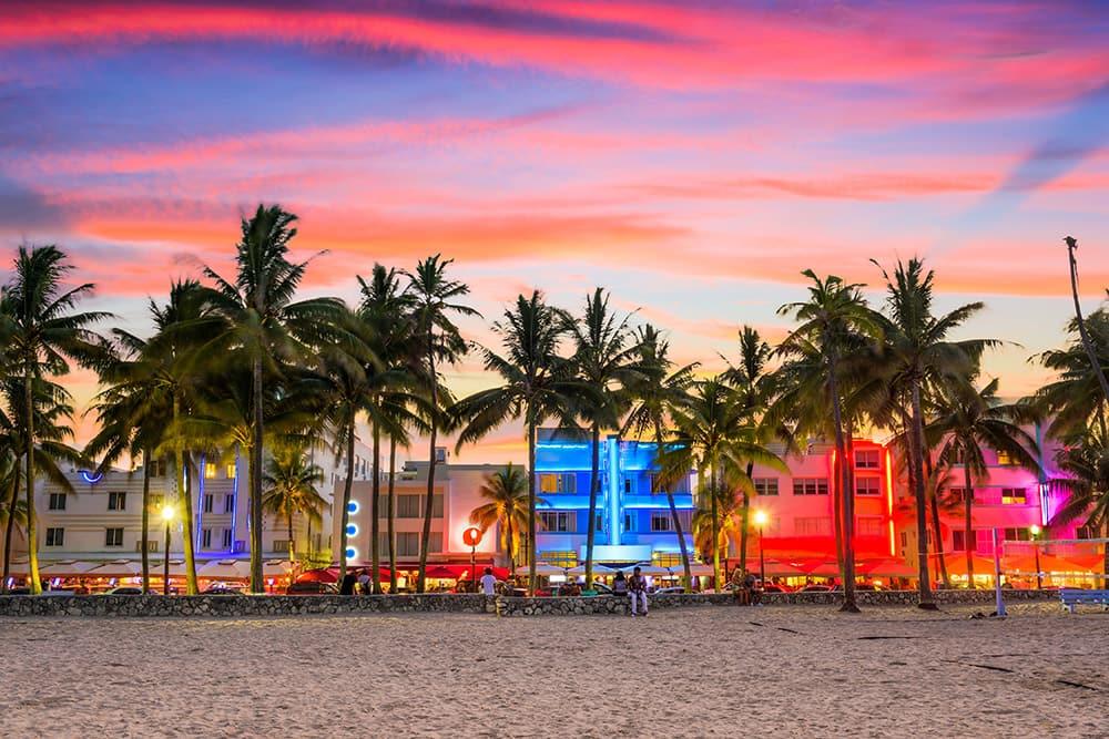 Las 5 mejores actividades para hacer en Miami antes y después de tu crucero