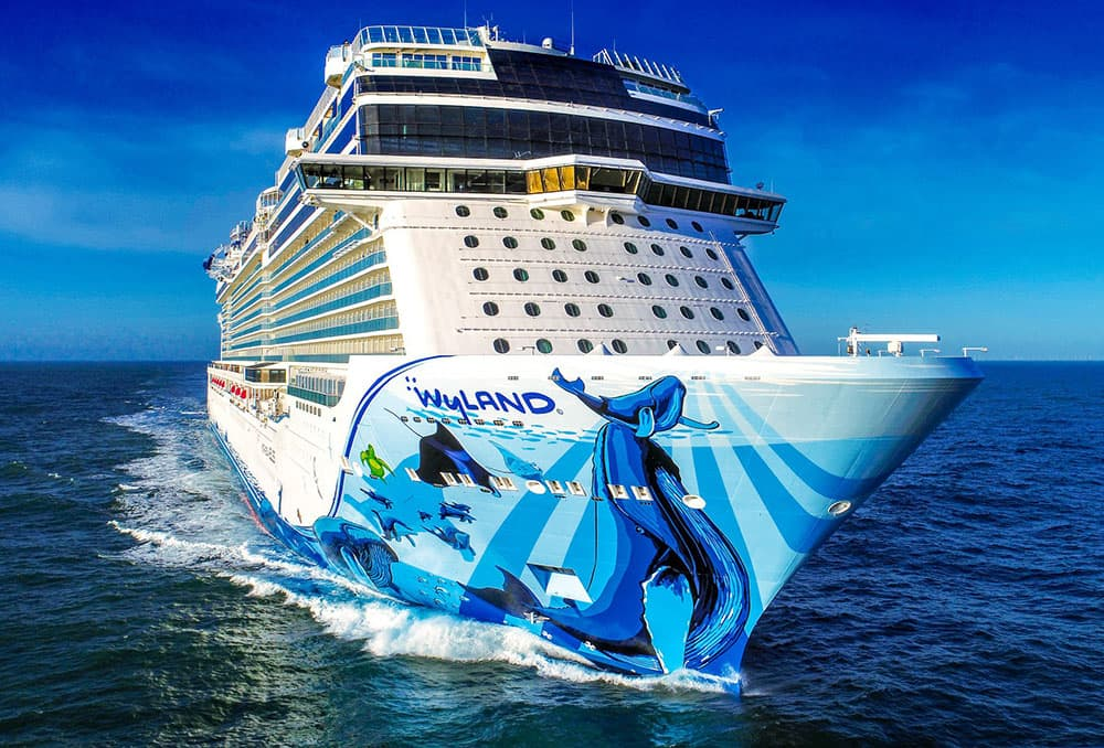 Norwegian Bliss Seattle Christening Event: Watch Live