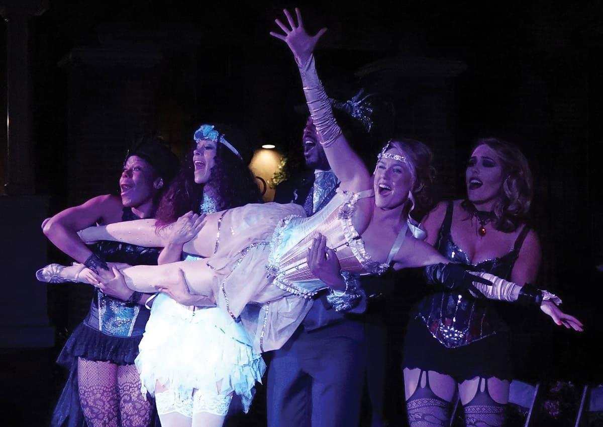 Norwegian Encore Entertainment: Happy Hour Prohibition - The Musical