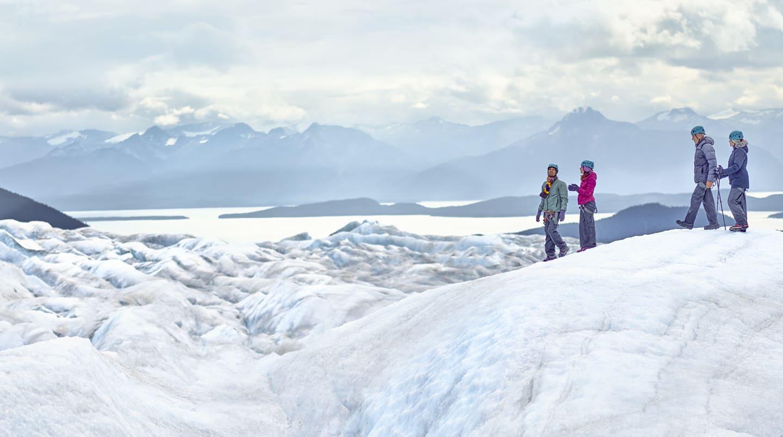 Alaska: Bahía de los Glaciares, Skagway y Juneau
