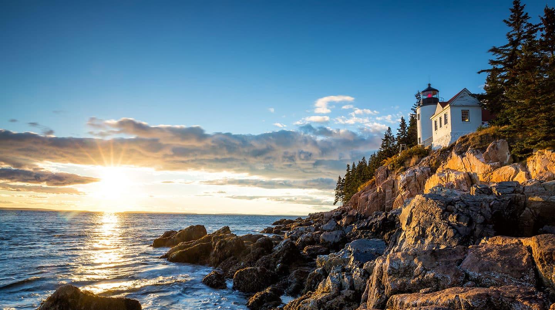 Canadá y Nueva Inglaterra a Boston