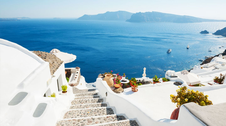 Italia e Islas Griegas
