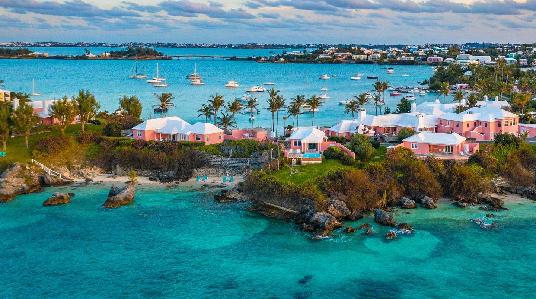 Bermudas, viaje de ida y vuelta desde Boston