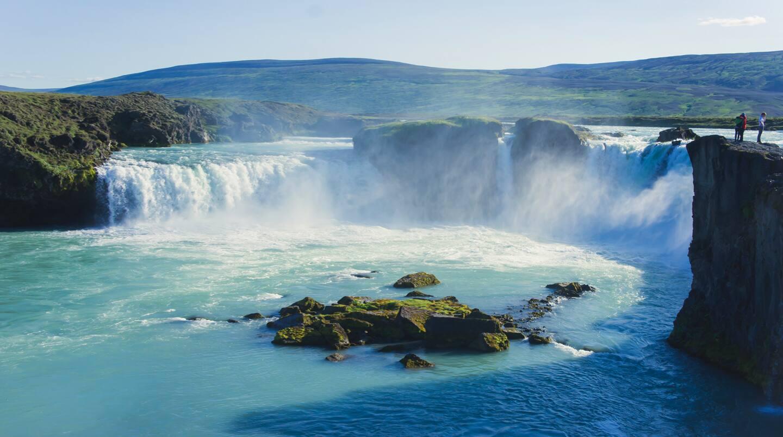 Islandia, Irlanda y Francia
