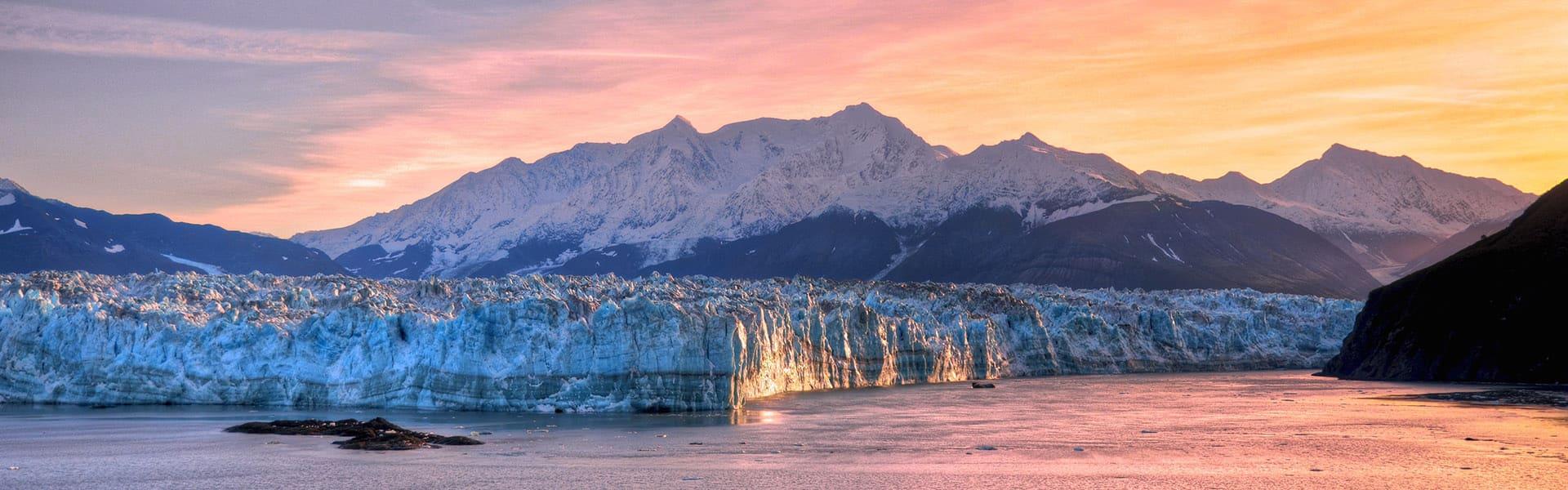 Alaska: Bahía de los Glaciares, Skagway y Juneau aSeward