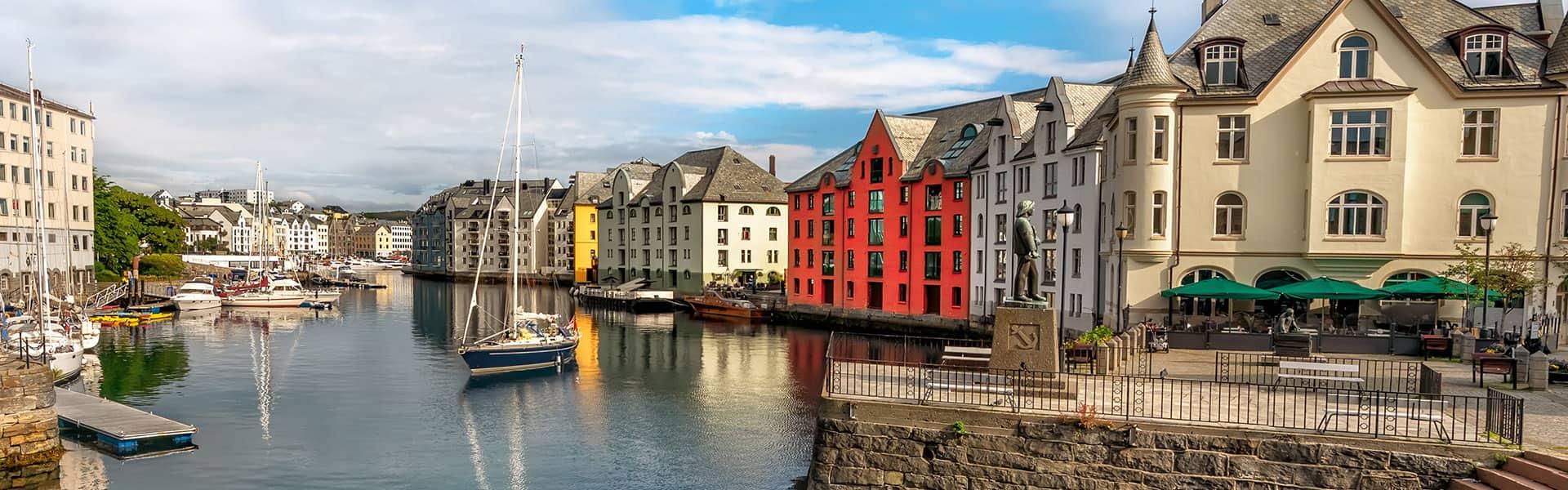 Norte de Europa: Noruega y Escocia