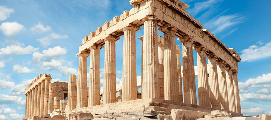 Cruceros a Atenas