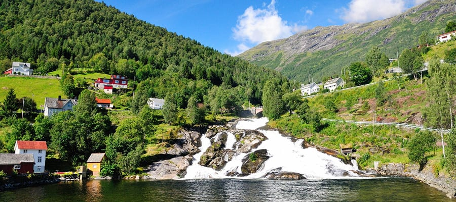Cruceros a Noruega