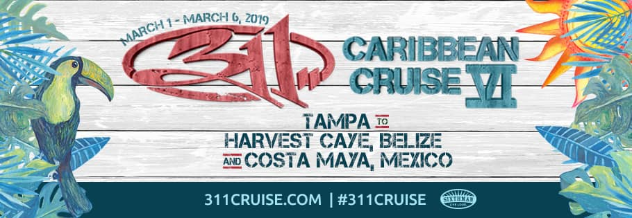 311 Caribbean Cruise VI
