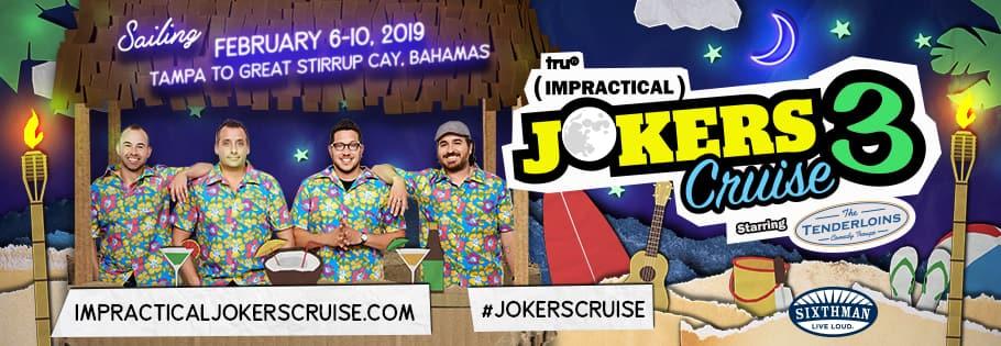 Impractical Jokers Cruise