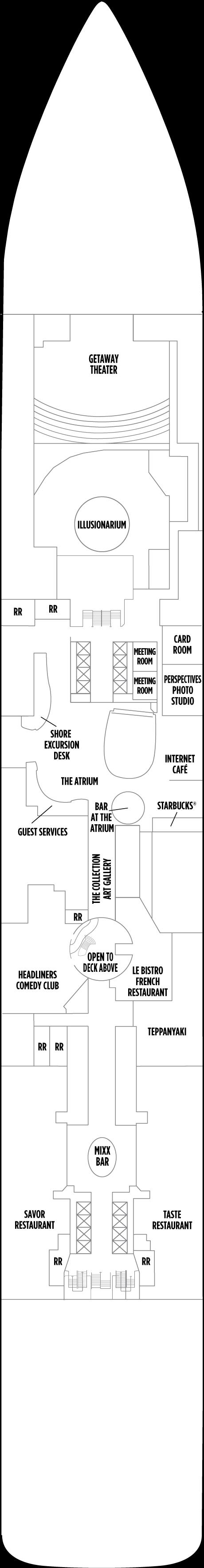 Ubicación de la habitación
