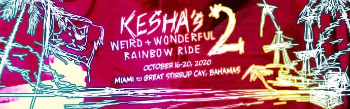 Kesha's Weird & Wonderful Rainbow Ride 2