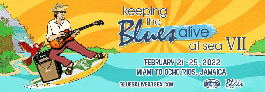 Keeping the Blues Alive at Sea VII