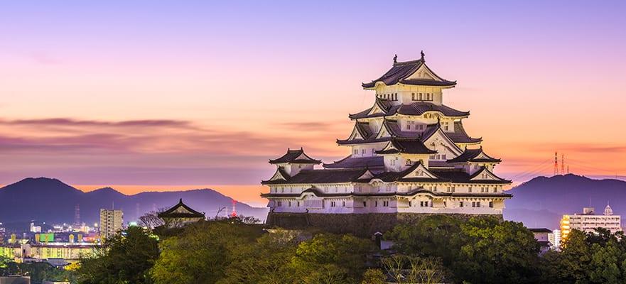 Asia: Japón y China desde Tokio (Yokohama), 15 días
