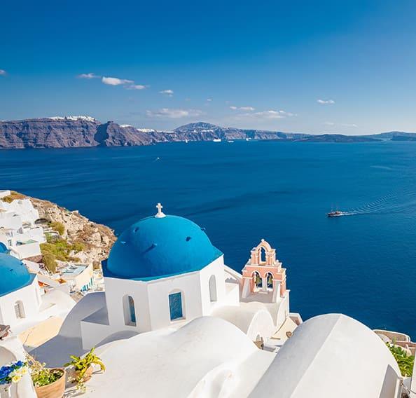 Cruceros en las islas griegas durante 2022 y ofertas de cruceros