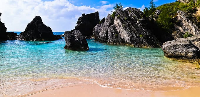 Bermudas desde Nueva York, 7 días