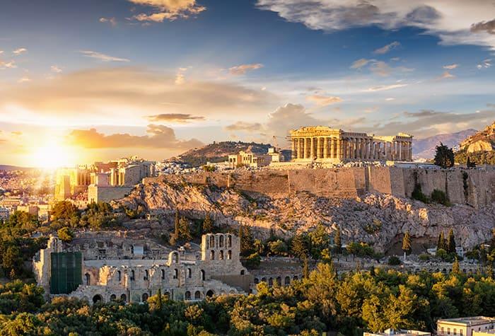 Cruceros a Italia desde Atenas