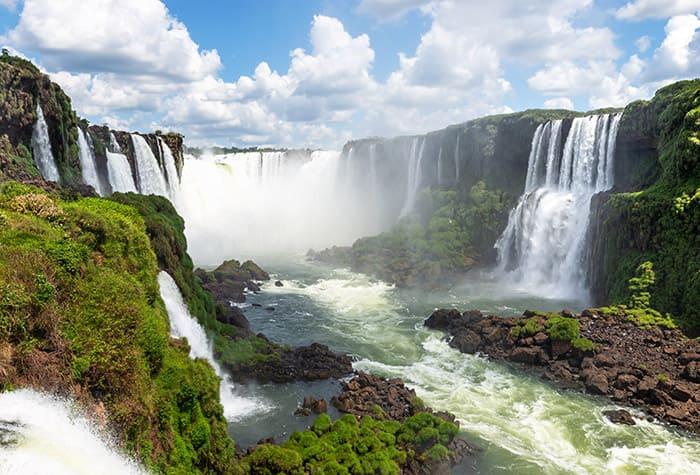 Paquetes terrestres en América del Sur