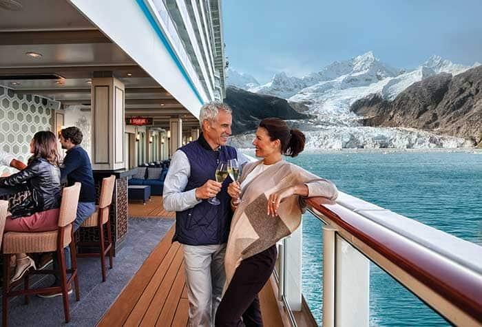 Cruceros a Alaska