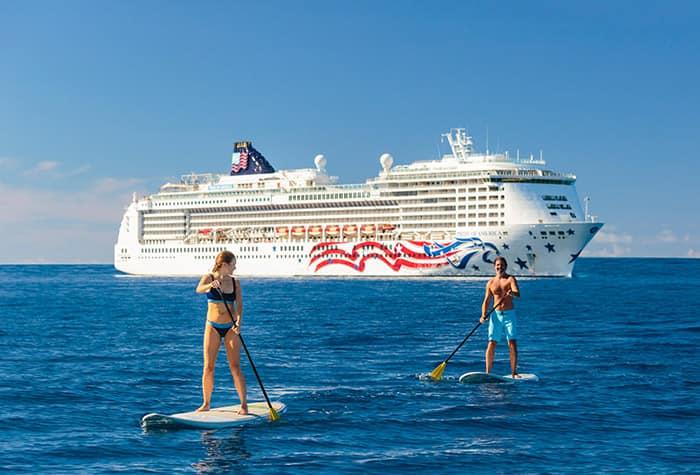 Los mejores itinerarios de crucero en Hawái