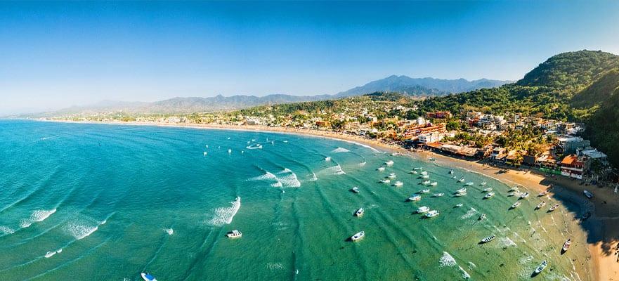 Riviera Mexicana, viaje de ida y vuelta desde San Diego: Cabo y Puerto Vallarta, 7 días