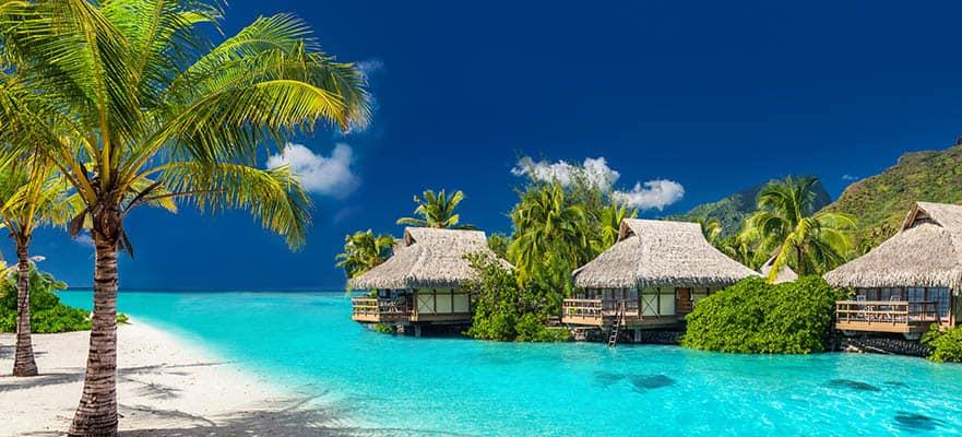 Pacífico sur desde Honolulu a Papeete: Bora Bora, Kauai y Maui, 12 días