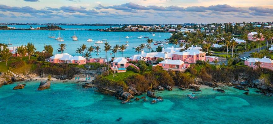 Bermudas desde Boston, 7 días