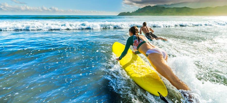 Hawái, ida y vuelta desde Honolulu, 7 días