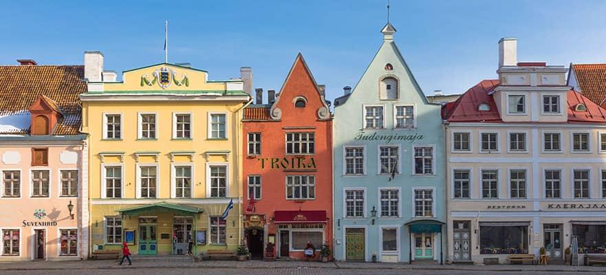 El Báltico, viaje de ida y vuelta desde Copenhague: Alemania, Rusia, Suecia y Finlandia, 9 días