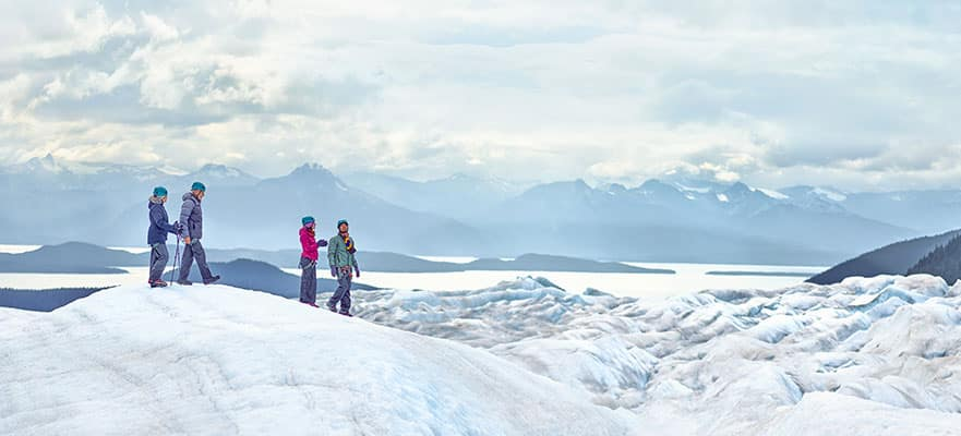 Lo mejor de Alaska: Pasaje Interior desde Vancouver, 7 días
