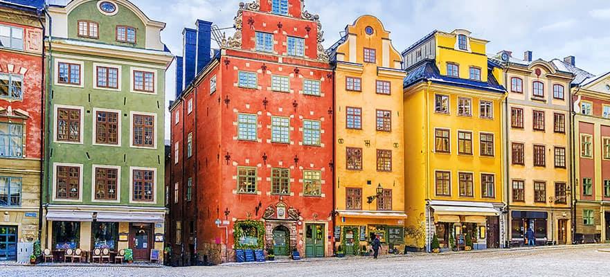 Escandinavia, Rusia y el Báltico desde Copenhague, 9 días
