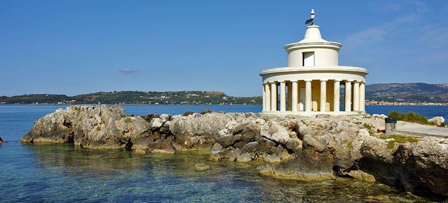 Islas griegas, Italia y Croacia: placeres del Mediterráneo desde Roma (Civitavecchia), 14 días