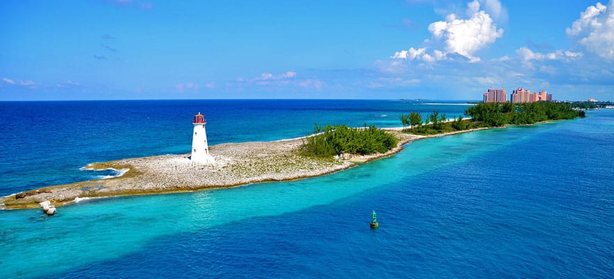 Bahamas desde Orlando (Puerto Cañaveral), 4 días