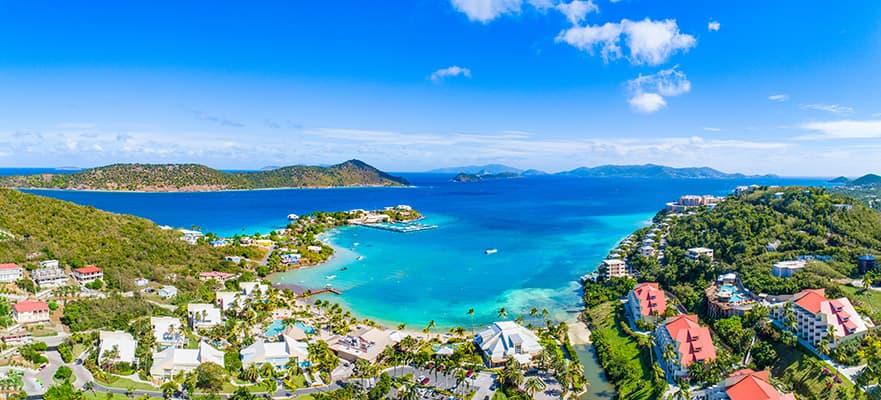 El Caribe, viaje de ida y vuelta desde Miami: Great Stirrup CayyRepública Dominicana,7 días