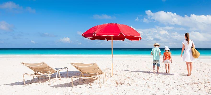 El Caribe, ida y vuelta desde Miami: Great Stirrup Cay y Cozumel,5 días