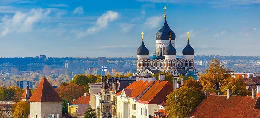 El Báltico, viaje de ida y vuelta desde Copenhague: Alemania, Rusia, Finlandia y Estonia, 7 días