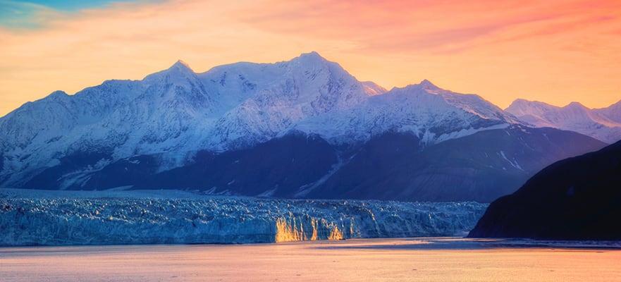 Alaska con Bahía de los Glaciares desde Vancouver (al norte), 7 días
