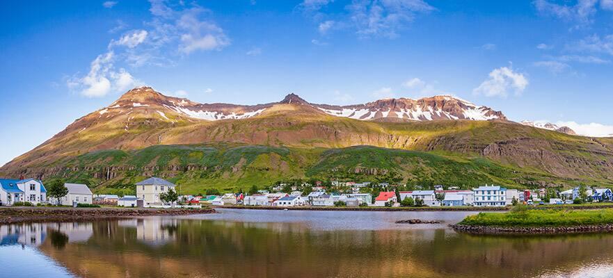 Islandia desde Londres a Reikiavik: Inglaterra y Noruega,10 días