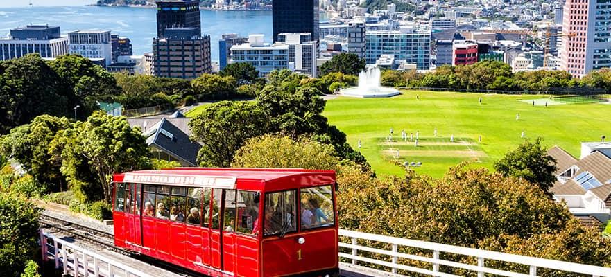 Australia y Nueva Zelanda desde Auckland, 11 días