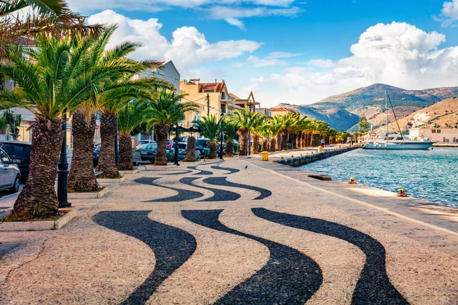 Visit a Monastery and Winery in Argostoli on a Greek Cruise with Norwegian